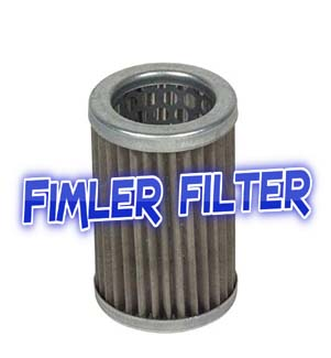 3094011031 ASAKASHI OIL FILTER 6D22 8DC9 2PC SET