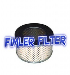 Flexible Filters 97229200151 97308500002 97308500004 1650-O 97342400194 97520500175 97520500220