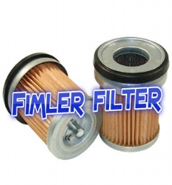 EXMOT Filters WH-517,WH-621,WH-682R,WH-683,WH118,WH517,WH679,WO296