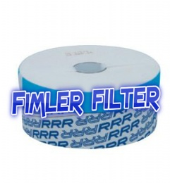 RRR filter Elements E-SERIES E100-H80, E300-H80, TR-20570, TR-20540 Triple R Bypass filter SS104,  SS306