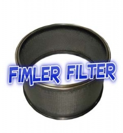 Bitzer refrigeration compressor filter 362002-08, 362013-01, 362013-02, 362016-02, 362004-02