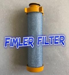 Parker PS724P compatible filter element by Millennium-Filters.